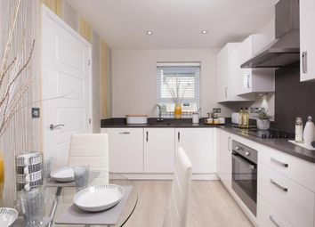"Thumbnail 3 bedroom semi-detached house for sale in ""Folkestone"" at Lightfoot Lane, Fulwood, Preston"