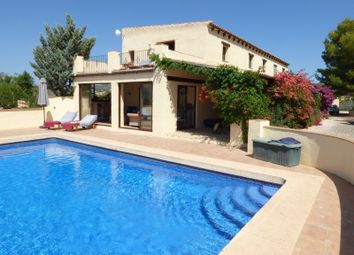 Thumbnail 4 bed villa for sale in Lliber, Valencia, Spain