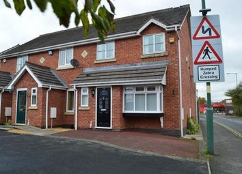 Thumbnail 3 bed semi-detached house to rent in Bloxwich Road North, Willenhall