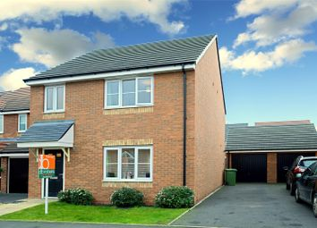 Thumbnail 4 bed detached house for sale in Woodvine Road, Shrewsbury