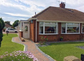 Thumbnail 2 bed bungalow for sale in Aylton Drive, Brookfield, Middlesbrough