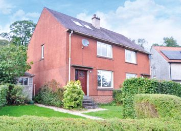 Thumbnail 4 bedroom semi-detached house for sale in Charles Crescent, Drymen, Stirlingshire