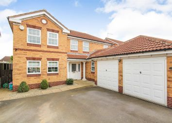 Thumbnail 4 bed property for sale in Hilltop Rise, Newthorpe, Nottingham