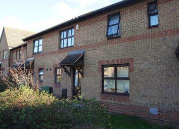 Thumbnail 2 bed terraced house to rent in Wynyard Court, Oldbrook, Oldbrook, Milton Keynes, Buckinghamshire