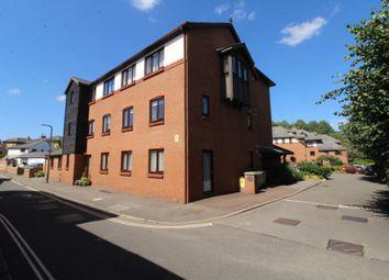 6 Lawnsmead Gardens, Newport Pagnell, Buckinghamshire MK16. 2 bed flat for sale