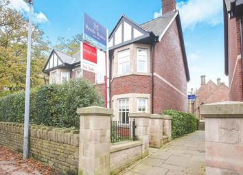 Thumbnail 3 bed semi-detached house for sale in Victoria Road, Macclesfield, Cheshire