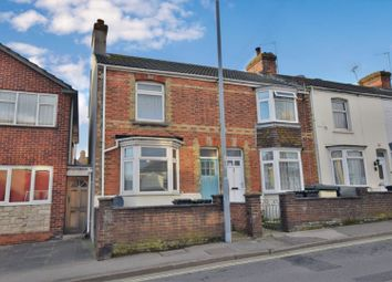 Thumbnail 2 bedroom end terrace house for sale in Newstead Road, Weymouth