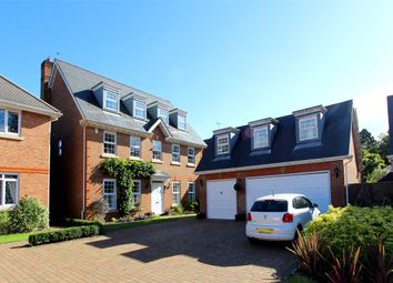 Thumbnail 5 bed detached house for sale in Rufford Close, Watford