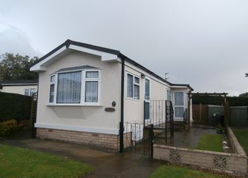 Thumbnail 2 bed mobile/park home for sale in The Willows, Hillcrest Park, Wythall, Birmingham