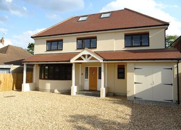 Thumbnail 6 bed detached house for sale in Orchard Avenue, Woodham