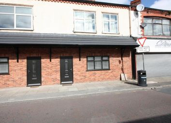 Thumbnail 2 bed flat to rent in Stuart Road, Waterloo, Liverpool