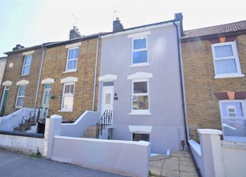 Thumbnail 4 bed terraced house for sale in Grange Road, Rochester, Kent