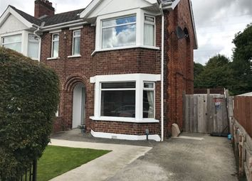 Thumbnail 3 bedroom semi-detached house to rent in Orby Drive, Belfast