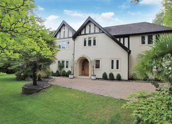 Thumbnail 5 bed detached house for sale in Broad Lane, Hale, Altrincham