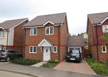 Thumbnail 4 bed link-detached house to rent in Brookwood Farm Drive, Knaphill, Woking