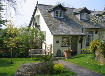 Thumbnail 3 bed cottage to rent in Moorhaven, Ivybridge