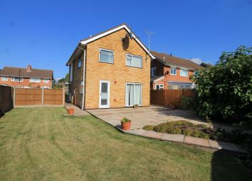 Thumbnail 3 bed detached house for sale in Windermere Road, Hereford