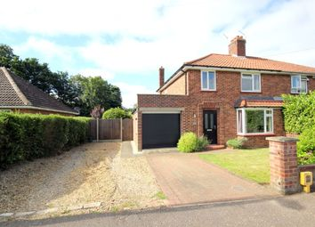 Thumbnail 3 bed semi-detached house for sale in Spinney Road, Thorpe St Andrew, Norwich