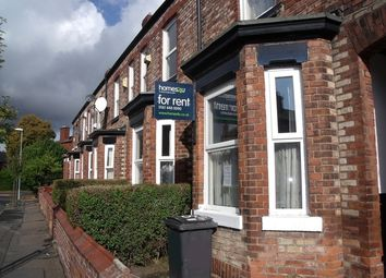 Thumbnail 4 bed terraced house to rent in Davenport Avenue, Withington, Manchester