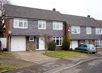 Thumbnail 3 bedroom end terrace house for sale in Mead Way, Hayes, Bromley