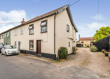 Thumbnail 2 bed end terrace house for sale in East Harling, Norfolk