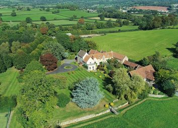 Thumbnail 6 bed detached house for sale in Pennybatch Lane, Burcott, Wells, Somerset