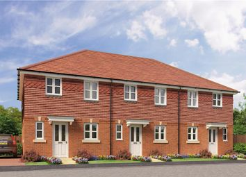 "Thumbnail 3 bed mews house for sale in ""Stirling"" at Gamecock Terrace, Tangmere, Chichester"