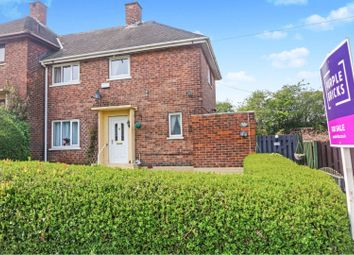 2 bed semi-detached house for sale in Manor Park Crescent, Sheffield S2