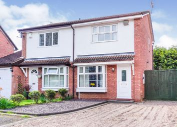 Thumbnail 2 bed semi-detached house for sale in Abbeyfield Road, Wolverhampton
