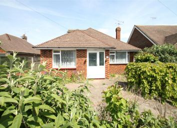 Thumbnail 3 bed detached bungalow for sale in Windmill Drive, Rustington, West Sussex