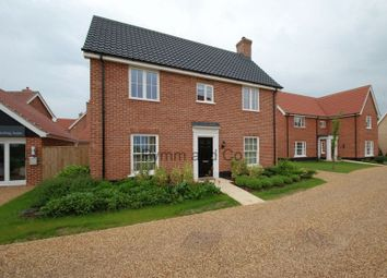 Thumbnail 4 bedroom detached house to rent in Broomefield Road, Stoke Holy Cross, Norwich