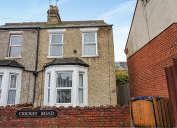 3 bed semi-detached house for sale in Cricket Road, Oxford OX4