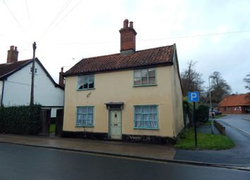 Thumbnail 3 bed detached house for sale in 14 Mount Street, Diss, Norfolk