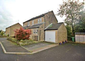 Thumbnail 2 bed semi-detached house to rent in Broadfield Park, Holmbridge, Holmfirth