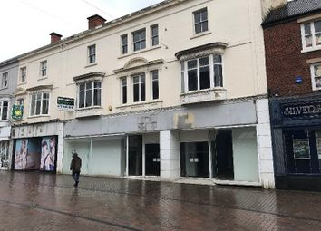 Thumbnail Retail premises to let in Gaolgate Street, Stafford