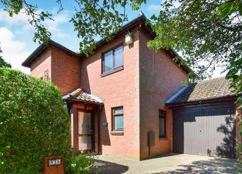 3 bed detached house for sale in Coberley Close, Downhead Park, Milton Keynes MK15