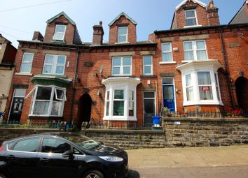 Thumbnail 1 bed terraced house to rent in 21 Walton Road, Sheffield