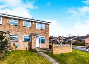 Thumbnail 1 bed town house for sale in Halstead Grove, Mapplewell, Barnsley