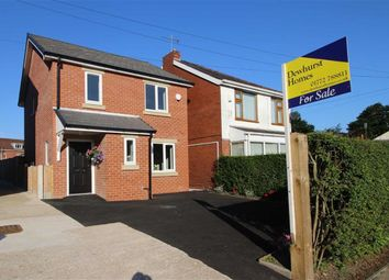 Thumbnail 3 bedroom detached house for sale in Cromwell Road, Ribbleton, Preston