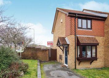 Thumbnail 1 bed end terrace house for sale in Ellicks Close, Bradley Stoke, Bristol, Gloucestershire