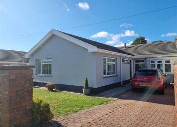 Thumbnail 3 bed semi-detached bungalow for sale in Dwr Y Felin Road, Wauncerich, Neath