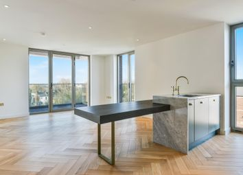 Thumbnail 1 bedroom flat to rent in Milne Building, West Hampstead Square, West Hampstead, London