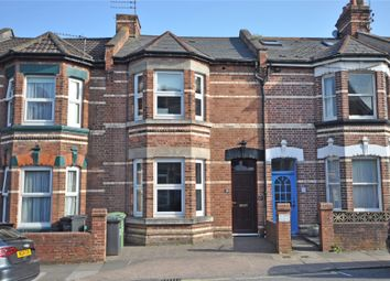 Thumbnail 4 bed terraced house for sale in Park Road, Exeter