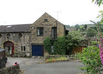 Thumbnail 3 bed flat for sale in Upperthong Lane, Upperthong, Holmfirth