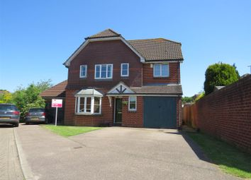 Thumbnail 4 bed detached house for sale in Pepper Drive, Burgess Hill