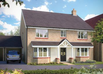 "Thumbnail 5 bed detached house for sale in ""The Winchester"" at Gotherington Lane, Bishops Cleeve, Cheltenham"