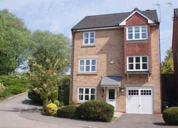 Thumbnail 4 bed detached house for sale in Kingsbury Close, Bury