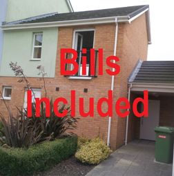 Thumbnail 2 bed semi-detached house to rent in Mill Meadow, North Cornelly