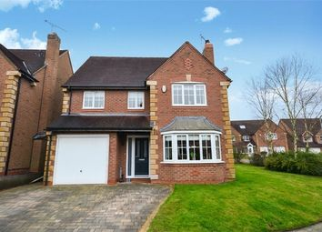 Thumbnail 4 bed detached house for sale in Church Road, Ryton On Dunsmore, Coventry, Warwickshire