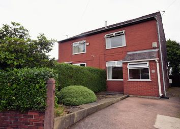 Thumbnail 2 bed semi-detached house for sale in Egerton Road, Walkden, Manchester